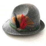 Fur Felt Wool Beanie Hats