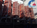 5ll Series Spiral Chute Concentrator, Spiral Chute for Chromite Processing