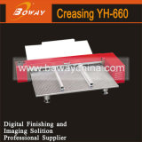 5000 Sheets/Hour A4 Paper Auto Automatic Creaser Machine Equipment Yh-660