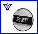 Round Anti Riot Shield with Rubber Frame for Security (SYSG-282)