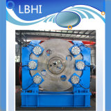 Hydraulic Self-Cooled Disc Brake Device for Downward Conveyor