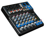 2 Band EQ 6 Mono Professional Audio Mixer Mc06X