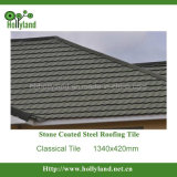 Colorful Stone Coated Steel Roof Tile (Classical Type)