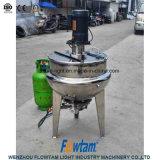 Vertical Inox Steam Heating Jacket Kettle