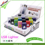 Most Popular Cigarette Rechargeable USB Lighter with USB Lighter Case