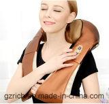 Back Neck Shoulder Massager Body Infrared 3D Kneading Massager