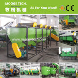 waste pet bottle plastic recycling plant for ECO protection