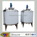 Vertebral Body Jacketed Mixing Tank