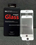 0.1mm 9h 2.5D Anti-Fingerprint Glass Screen Protector for iPhone6 Anti-Blast