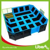 Liben Wholesale Square Commercial Indoor Trampoline Park