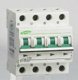Circuit Breaker L7 AC DC MCB Switch 4 Pole MCB