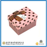 Customized Lovely Paper Gift Box for Packaging (GJ-Box062)