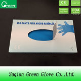 Disposable Transparent Examination TPE Gloves