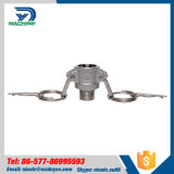 Stainless Steel Cam Lock-Type Quick D Coupler (DYTIF-001)