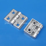 58mm*43mm Zn-Alloy Hinges with Furniture Hardware 30s 40s Profile