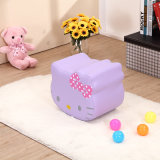 Hello Kitty Baby Upholstered Toddler Stool and Step Ottoman (SXBB-311)