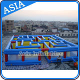 Inflatable Maze Interactive Inflatable Labyrinth Games