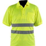 En471 Polyester High Visibility Reflective Safety Jacket