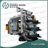 High Speed Six-Color Flexographic Printing Machine for Sale