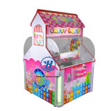 2017 Factory Coin Operated Children Candy Prize Machine for Sale (ZJ-CD01)