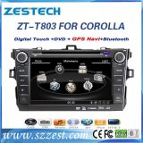 Wince6.0 System Car DVD Player for Toyota Corolla 2007-2011