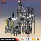 New Type Turntable Shot Peening Machine, Model: Mrt4-80L2-4