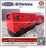 24kw/30kVA to 160kw/200kVA Silent Diesel Generator with Lovol-Ce Approval-20170912b