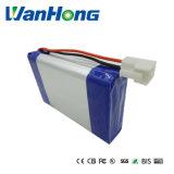 105080pl 10000mAh 3.7V Lipolymer Battery for Test System