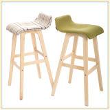 Modern Creative Ergonomic Wood Bar Chair