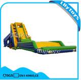 China PVC Tarpaulin Amusement Park Water Inflatable Slide