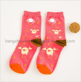 Hot Popular for Ladies Market Cotton Socks