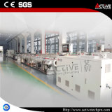 HDPE Pipe Single Screw Extruder Line