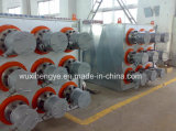 High Temperature Amount Gas Flange Heater with Tank and Vessel