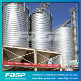 Good Quality Wheat Rice Silo Spiral Silo for Sale
