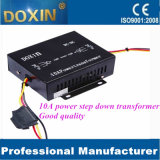10A 120W DC to DC 24V 12V Waterproof of Step Down/Buck Converter (DX10A)