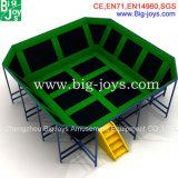 Cheap Square Trampolines for Sale (trampoline 04)