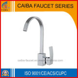 New Design Chrome Single Handle Kitchen Faucet