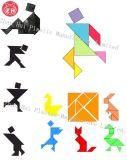 Plastic Educational Tangram for Child Toy