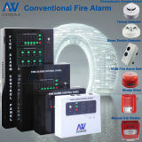 8 Zone Fire Alarm System with Beam Smoke Detector