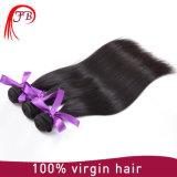 Silky Straight Raw Wholesale Virgin Brazilian Hair Human Hair Extension