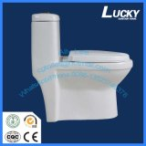 Jx-12# Economical Bathroom Ceramic Toilet Seat with Economcal Price S-Trap 250mm/300mm Is Available
