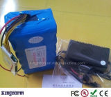Free DIY 12V 30ah Lition Rechargeable Battery with Charger PCB
