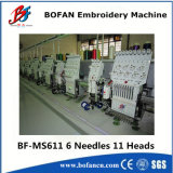 CE, SGS, ISO9001 for Garment, Curtain Used for Export Sale 3 in 1 Mixed Sequin & Towel Embroidery Machine