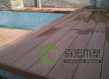 Free Maintain and Steady Quality WPC Swimming Pool Decking Flooring