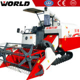 4kg/S Capacity 88HP Rice Mini Small Harvester Price