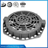 B250 20cm Diamension Cast Iron Garden Walkway Rain Trench Drainage for Garden Manhole Covers