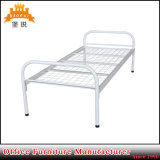 Bedroom Furniture Easy Assembly Latest Designs Adult Army Military Steel Frame Single Metal Bed