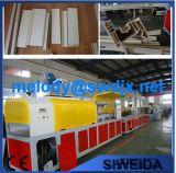 Ce Certificate Palstic PVC Window and Door Profile Manufacture Line