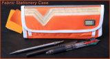 New Design Nylon Fabric Stationery Pencil Case
