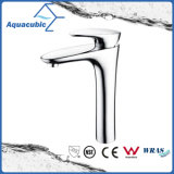 High Body Single Handle Bathroom Basin Faucet (AF1048-6H)
